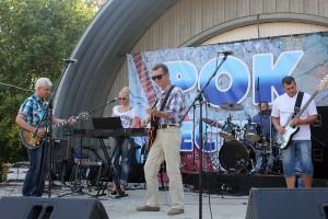 Первый открытый рок-фестиваль