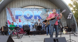 """Первый открытый рок-фестиваль. Рок-группа """"Авиатор"""""""