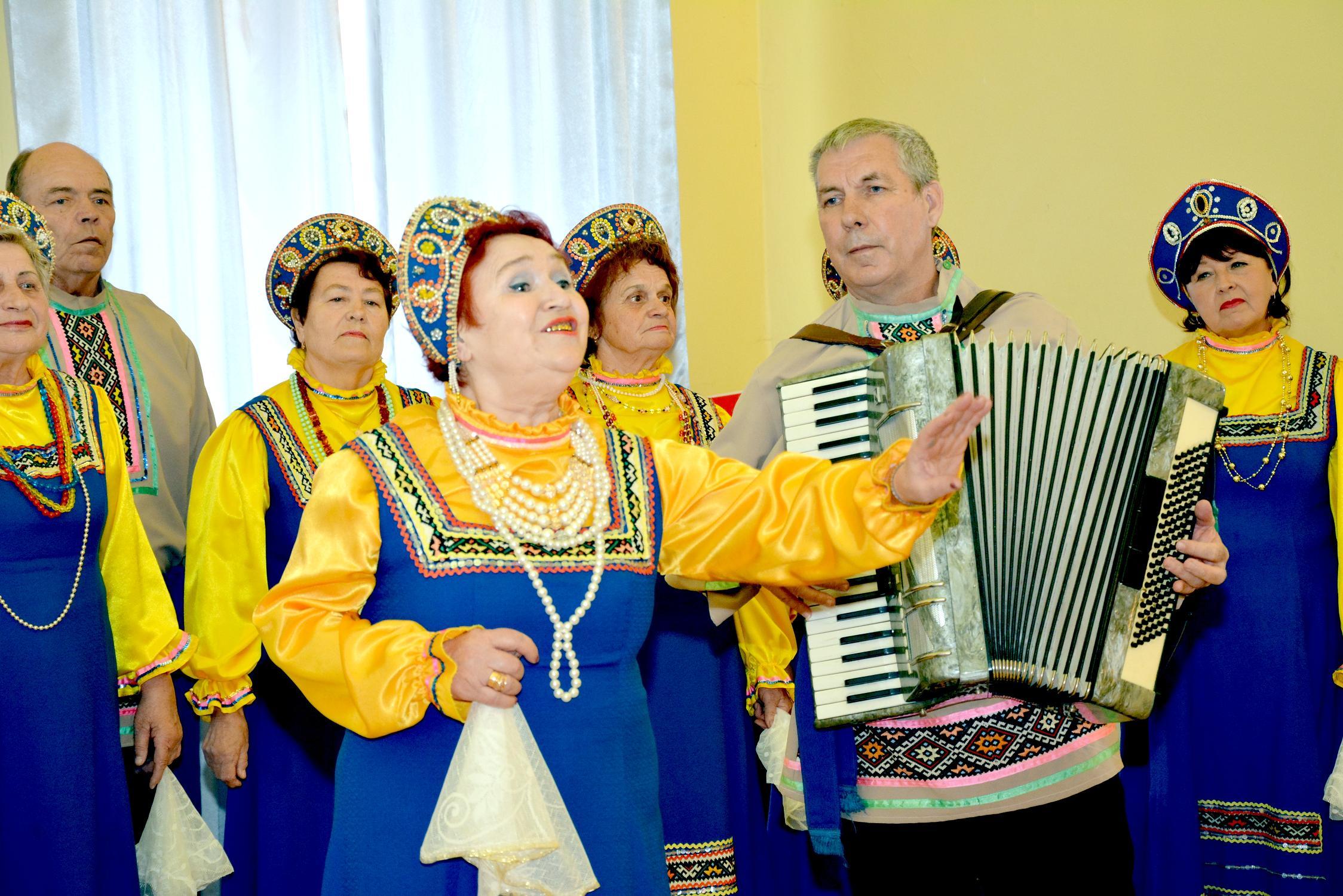 Ансамбль русской песни Лада 2