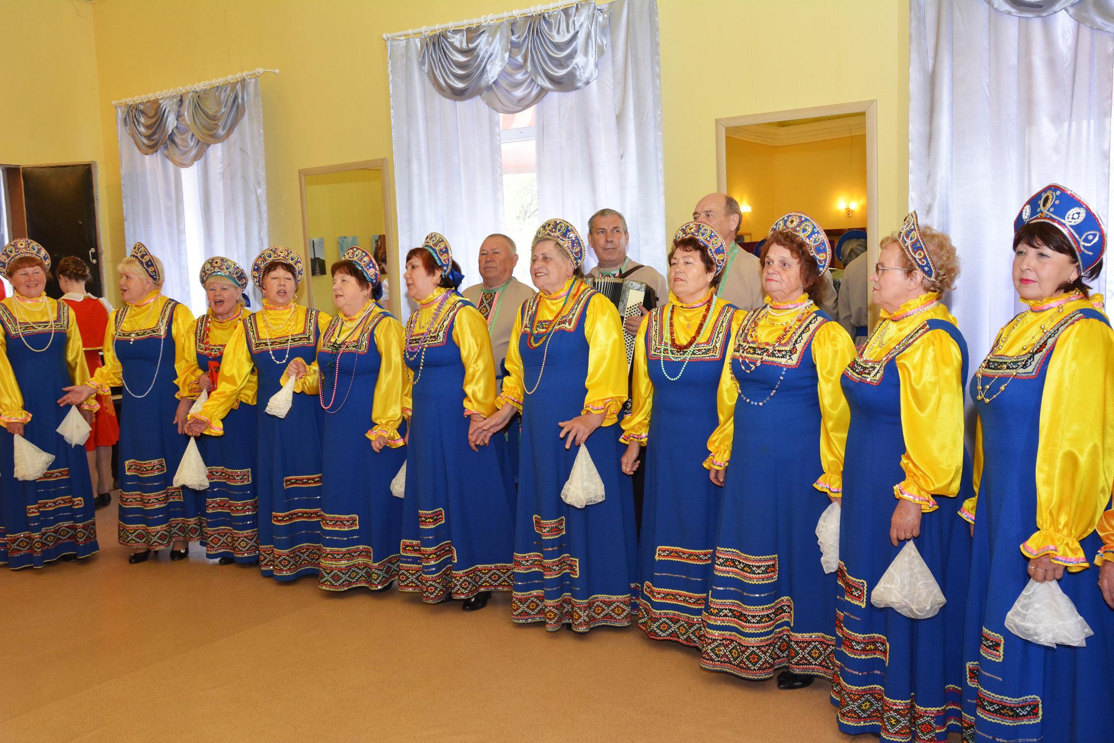 Ансамбль русской песни Лада